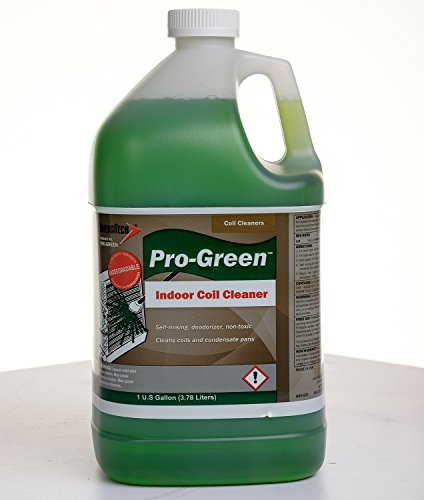 Diversitech PRO-Green Pro-Green No Rinse Indoor Coil Cleaner, 1 gal, 12