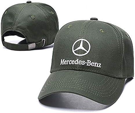 Funsport Baseball Cap Hat with Car Emblem Unisex Baseball Cap for Mercedes-Benz Accessories