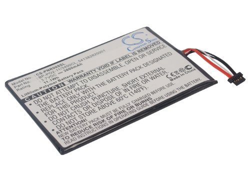 vintrons Replacement Battery For PANDIGITAL Novel 9,R90L2...