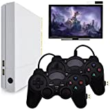 Spmywin HD TV Video Game Entertainment System Retro Game Console 4K HDMI Output Built-in 800 Classic Games 2PCS Joystick