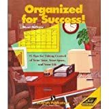 Organized for Success!, Nanci McGraw, 1878542796