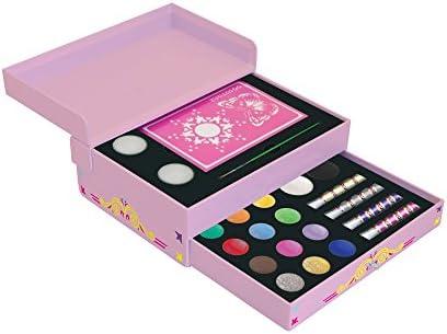 Snazaroo Pequeño Joyas Pintura Facial Caja De Regalo - Azul/Marrón/Dorado/Verde/Naranja/Rosa/Rojo/Plata, Caja de Regalo: Amazon.es: Juguetes y juegos