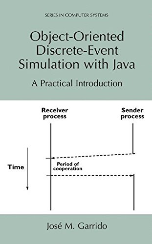 Object-Oriented Discrete-Event Simulation with Java: A Practical Introduction (Series in Computer Science) by Jose M Garrido