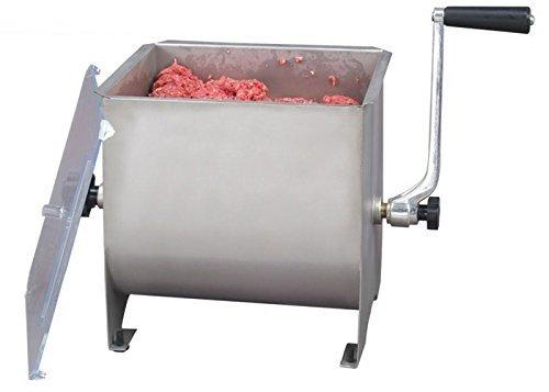 Kitchener Mixer di Heavy Duty grado commerciale mano manovella in acciaio inox manuale della carne 52021250R