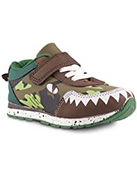 Jogger Boys Athletic Shoes; Toddlers and Big Boys Tennis...