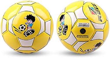 QIHANG - Minibalón de fútbol de Aprox. Balón de fútbol, 15 cm de ...