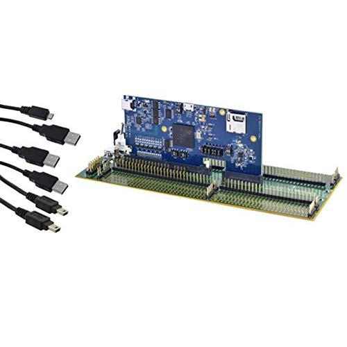TMDSDOCK28379D-Delfino Experimenter Kit, F28379D Dual-Core Delfino MCU, -