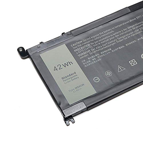 Dell Inspiron 13 5568//15 7368 42Wh 11.4V Battery 3CRH3 Grade A