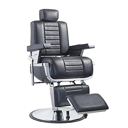 Amazon.com: Heavy Duty Barbero silla de los hombres Grooming ...