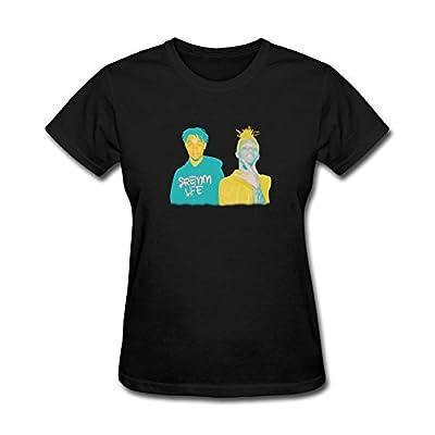 D2QK3F Women's Fun Fun Fun Fest Rae Sremmurd T Shirts