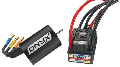 Duratrax Onyx 80A ESC/4550kV 4-Pole SC System (1/10 Scale)