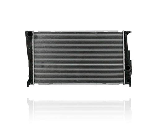Radiator - Cooling Direct For/Fit 2941 08-13 BMW 135i AT 07-13 3-Series AT 09-16 Z4 AT w/Turbo