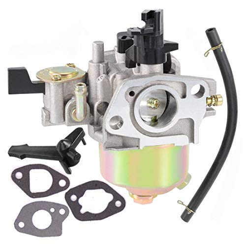 Fuerdi New Carburetor Carb for Honda Gx160 Gx200 5.5hp 6.5hp Engine Replaces 16100-ZH8-W61 Carb with gaskets