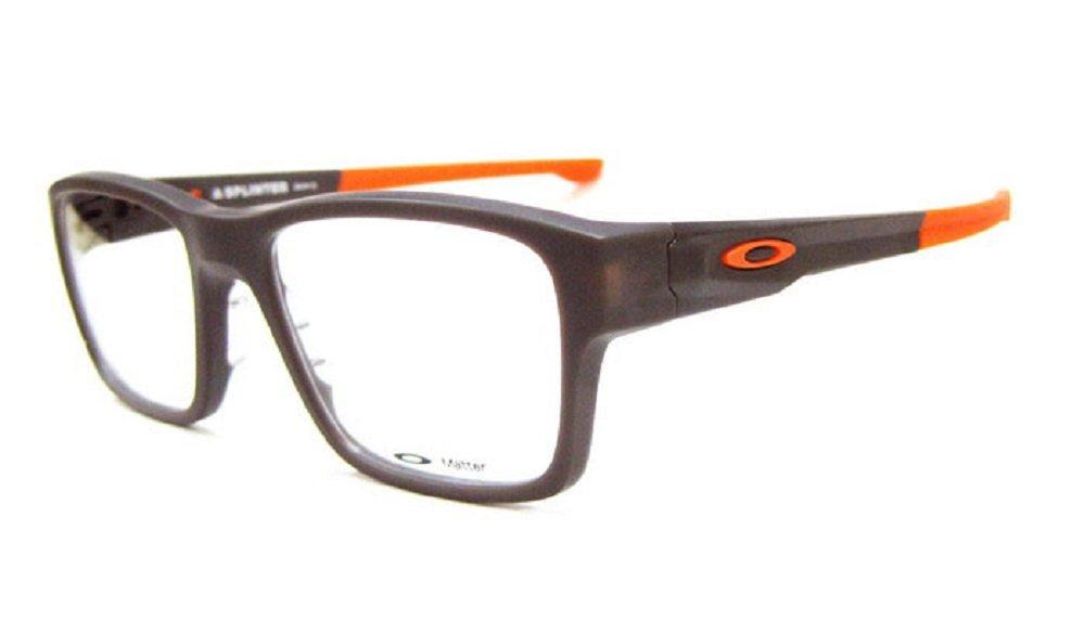 豪華で新しい OAKLEY オークリー メガネ フレーム SPLINTER スプリンター OX8095-0554 SPLINTER OX8095-0554 フレーム 8095-0554 B01CP1RVQW, こだわりのアメカジ通販ラグタイム:66d28e55 --- ciadaterra.com
