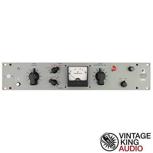 Chandler Limited RS124 Compressor by Chandler Limited