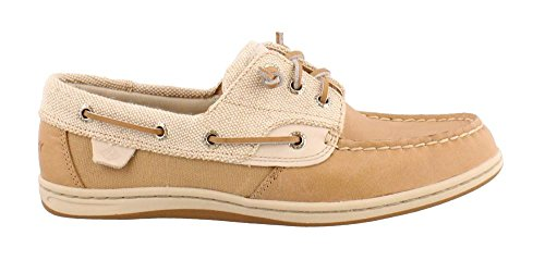 Sperry Shoes CORE SONGFISH Boat Women's LINEN SqHaFw4zS