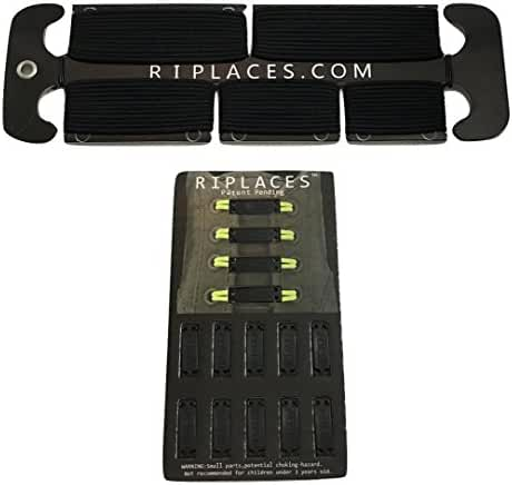 Riplaces - Revolutionary No-Tie Lacing System, 10 different colors available.