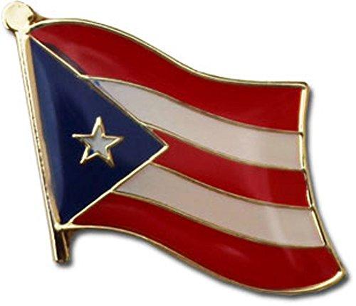 National Lapel Pin (Puerto Rico - National Lapel Pin)