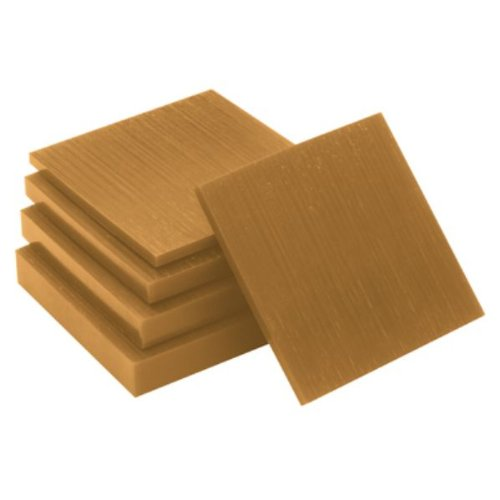 Wolf Wax Carving Wax, 5 Slices, Gold | WAX-255.01 EURO TOOL 4336840293