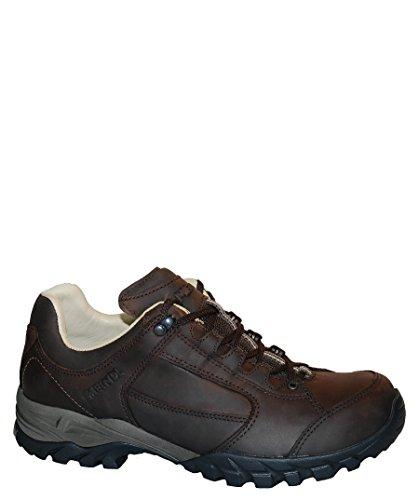 5169 Dunkelbraun marche pour de Meindl Chaussures Marron Lugano homme Pax18wY