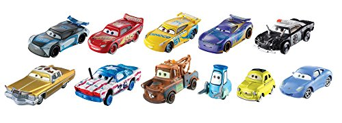 Disney Cars Pixar Cars Collection (10 Pack)