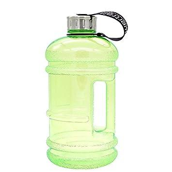 Dual Bottle/Botella de agua /2.2 litros /Botella deportiva/Cubre necesidades diarias