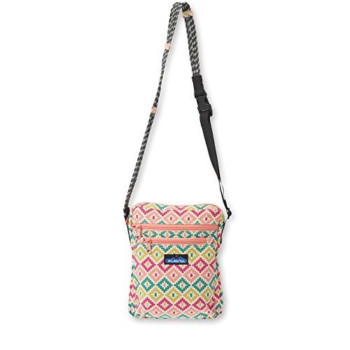 KAVU Zippit Backpack, Spring Montage, One Size
