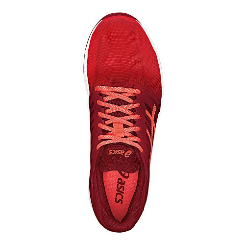 Damen Damen Red Asics Asics Laufschuhe Asics Asics Fuzex Laufschuhe Damen Damen Fuzex Red Fuzex Red Fuzex Laufschuhe COw1UqSxFc