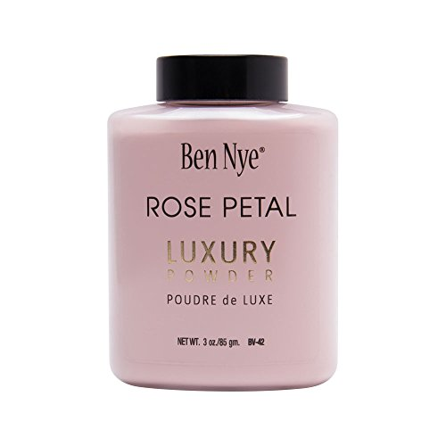 Ben Nye Luxury Powder - Rose Petal - 3oz