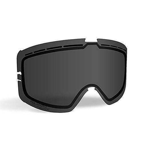 509 Kingpin Goggle Lenses - Polarized Photochromatic Light to Dark Smoke
