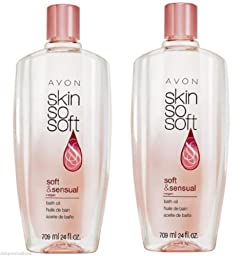Skin so Soft Soft and Sensual 24 Ounce (Lot of 2)