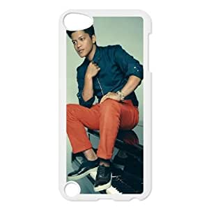 Bruno Mars iPod Touch 5 Case White Protect your phone BVS_531300