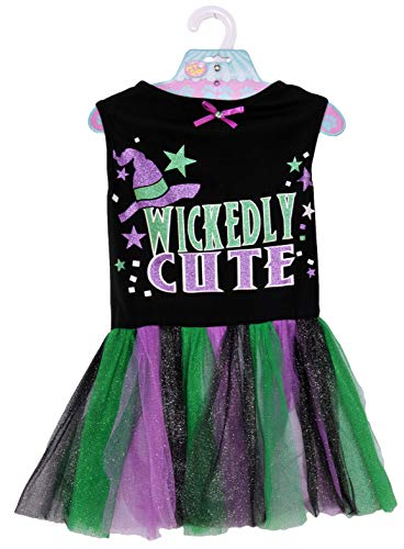 Product image of Rubie's Wickedly Cute Tutu Dress Pet Costume, Medium