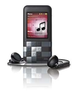 creative zen mozaic 16 gb mp3 player black home audio theater. Black Bedroom Furniture Sets. Home Design Ideas