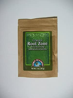 Down To Earth Granular Root Zone Mycorrhizal Fungi