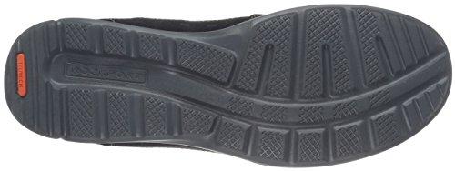 Rock-board Heren Rydley Lace Up Fashion Sneaker Nieuwe Jurk-blues