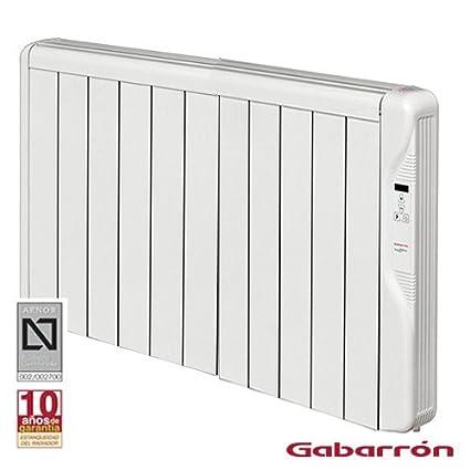 Gabarron emisores - Emisor inercia rx12f-digital 1500w ...