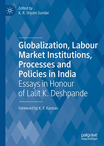 Globalization, Labour Market Institutions, Processes and Policies in India: Essays in Honour of Lalit K. Deshpande (Human Resource Planning Process In The Public Sector)