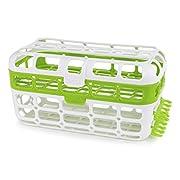 Munchkin High Capacity Dishwasher Basket, Green