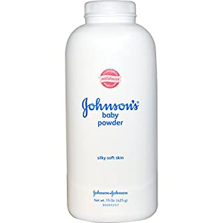 Johnson & Johnson Baby Powder, Helps Eliminate Friction, 15oz