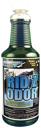 Unbelievable! UKO-507 32 Oz. Rid'z Odor Winter Green Mist Super Concentrated Deodorizer (Case of 12)