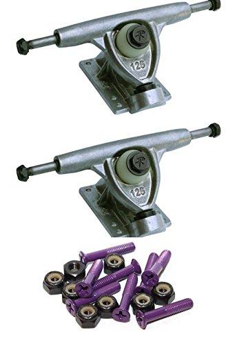 適格治す描写Randal TrucksスケートボードR II 42度125 mm逆Kingpinトラックwith 1