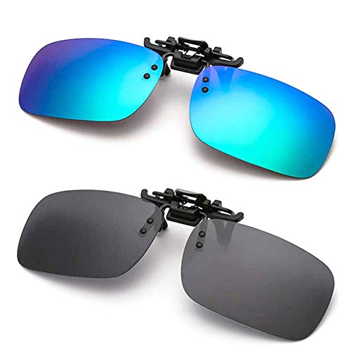 Polarized ClipOn Sunglasses AntiGlare