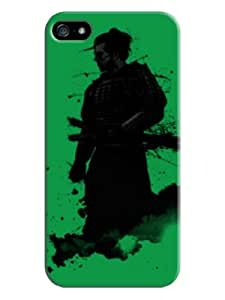 Everything Store DIY Black Knight Green Phone Shell Hard Case Perfect For iPhone 6 plus 5.5 Inch