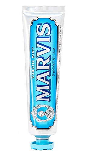 Marvis Aquatic Mint Toothpaste, 3.9 oz.