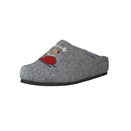 Gris Toffee Toffee Chaussons Femme pour Femme Chaussons pour 0wnfqURgxn