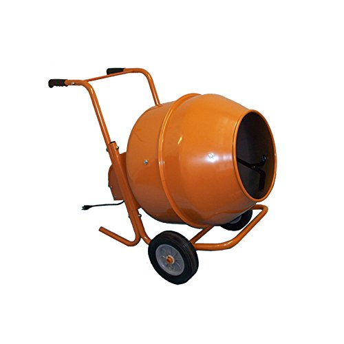 5 Cubic SHORT Cement Mixer Portable Concrete Mixing Motar Mixer -  MH Amazon