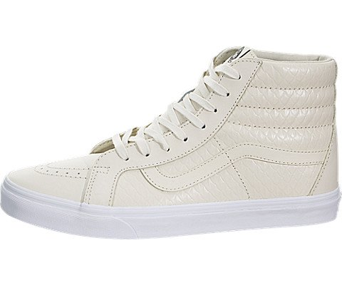 b117e4925b54ad Vans Men Sk8-Hi Reissue DX - Armor Leather (white   turtledove) Size 10.0  US - Buy Online in Oman.