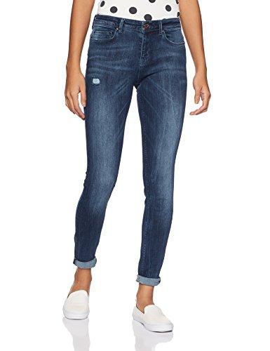 Only Women's Coral Women's Denim Jeans In Blue Cotton Les Bleus