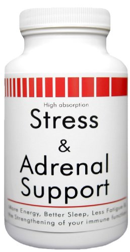 Stress & Adrenal Support - Chewable